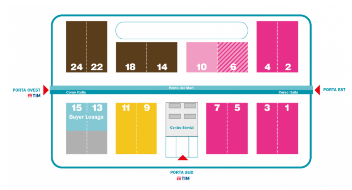 HOST Floor Plan